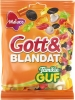 Malaco Gott & Blandat Family Guf Mixed Lollies