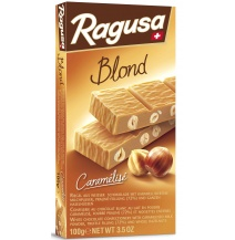 Ragusa Blond Chocolate 100g
