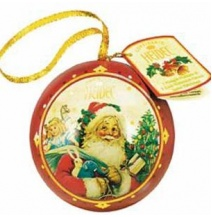 Heidel  Chocolate Christmas Bauble