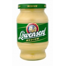 Löwensenf Medium Hot German Mustard 250ml