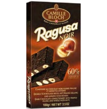 Ragusa Noir Chocolate 100g