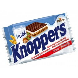 Knoppers Crispy Wafer